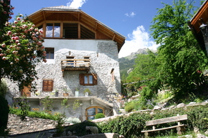 La Maison du Guil - chambres d'hôte Hautes Alpes